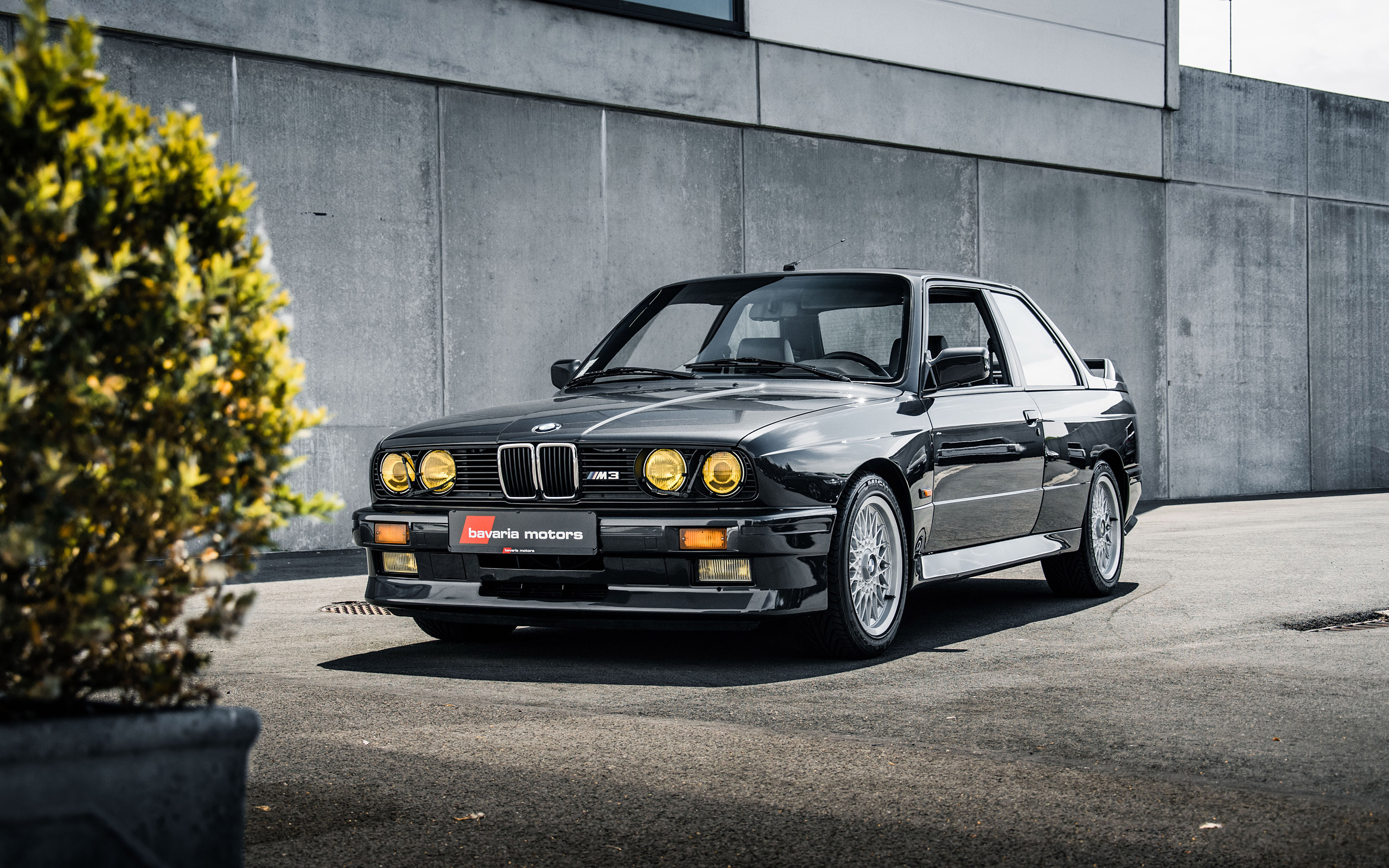1987 Bmw E30 M3 Wallpapers Supercars Net