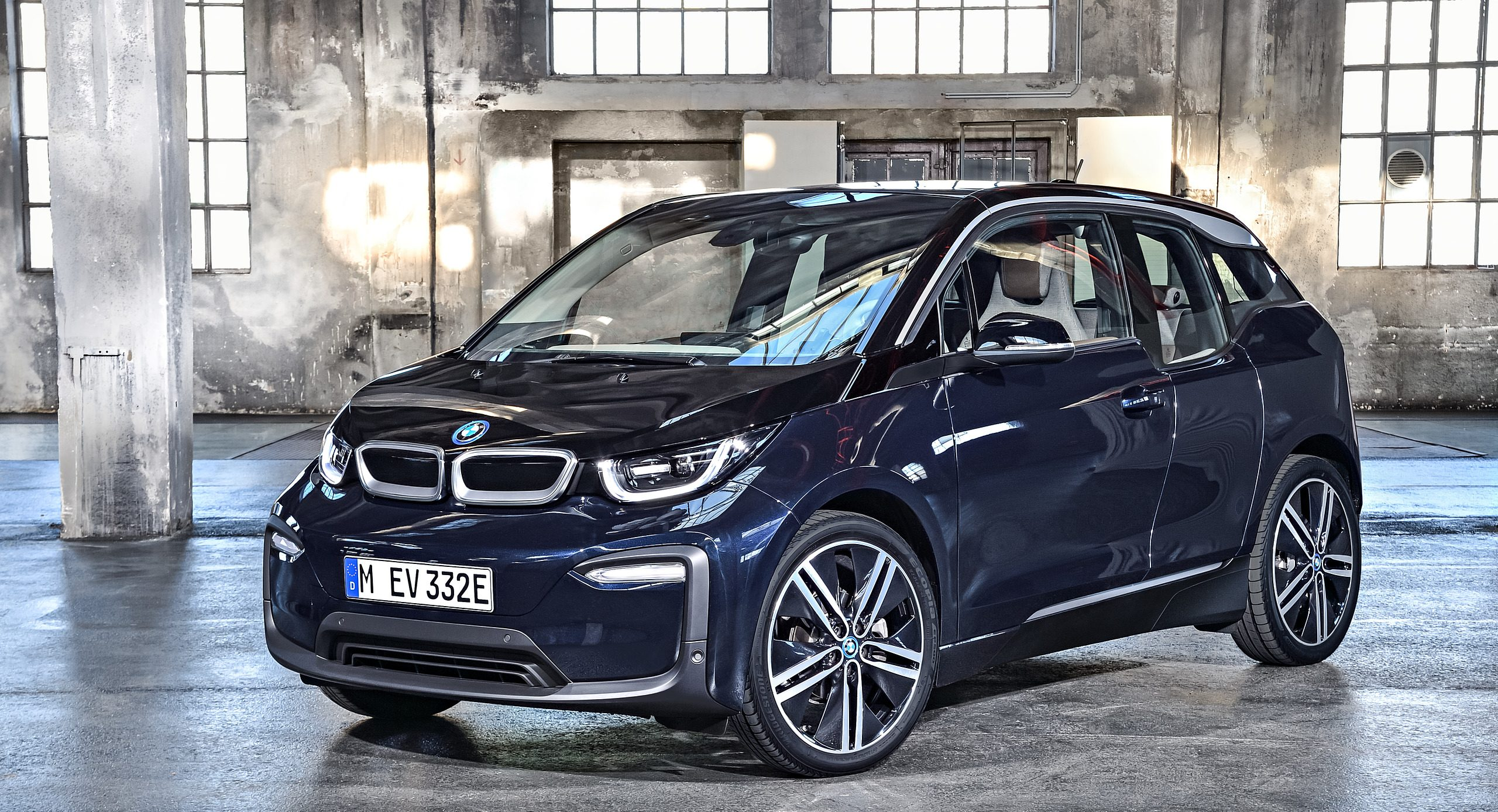 2018 BMW i3 Wallpapers   SuperCars.net