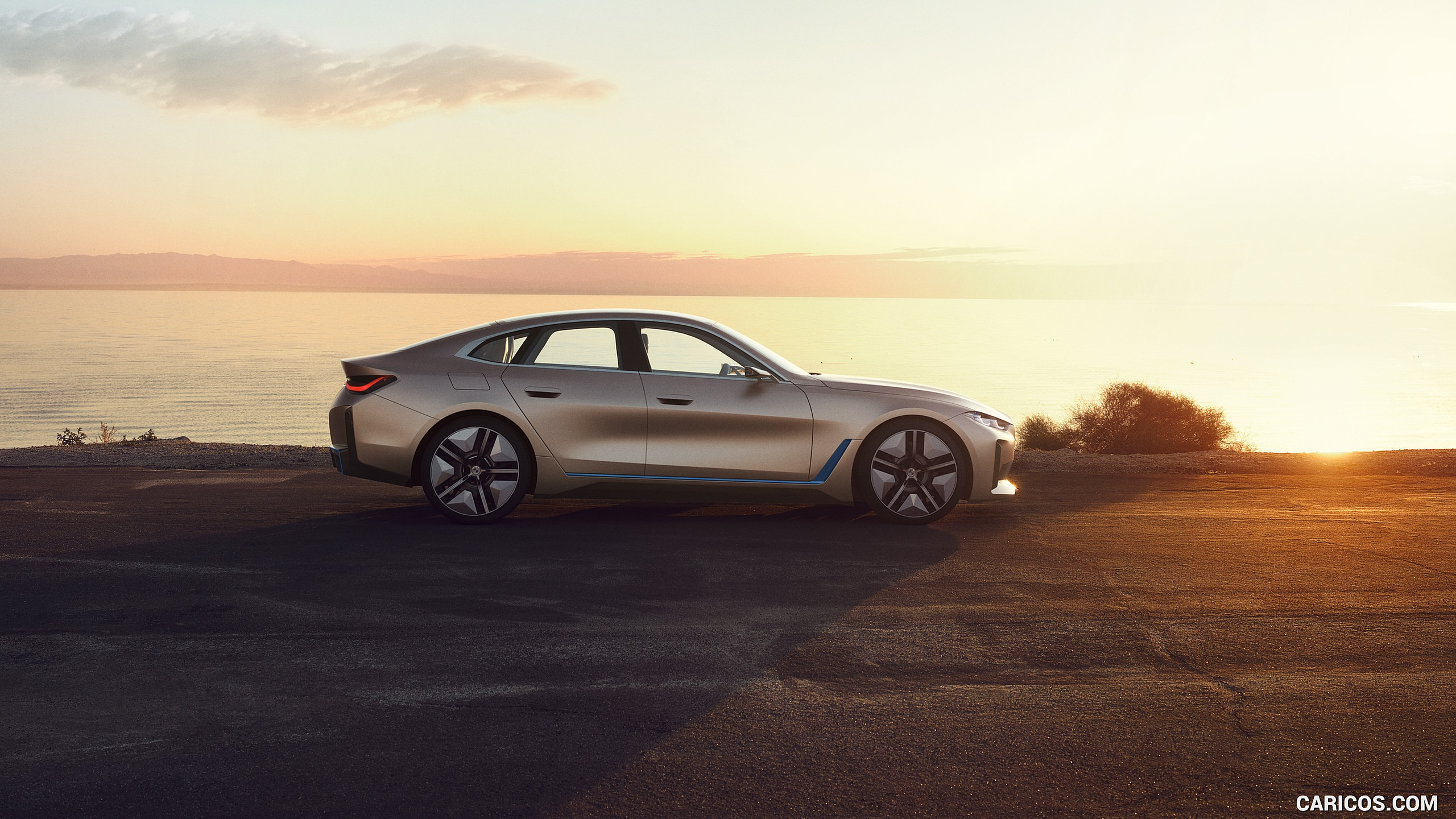 2020 bmw i4 concept wallpapers | supercars