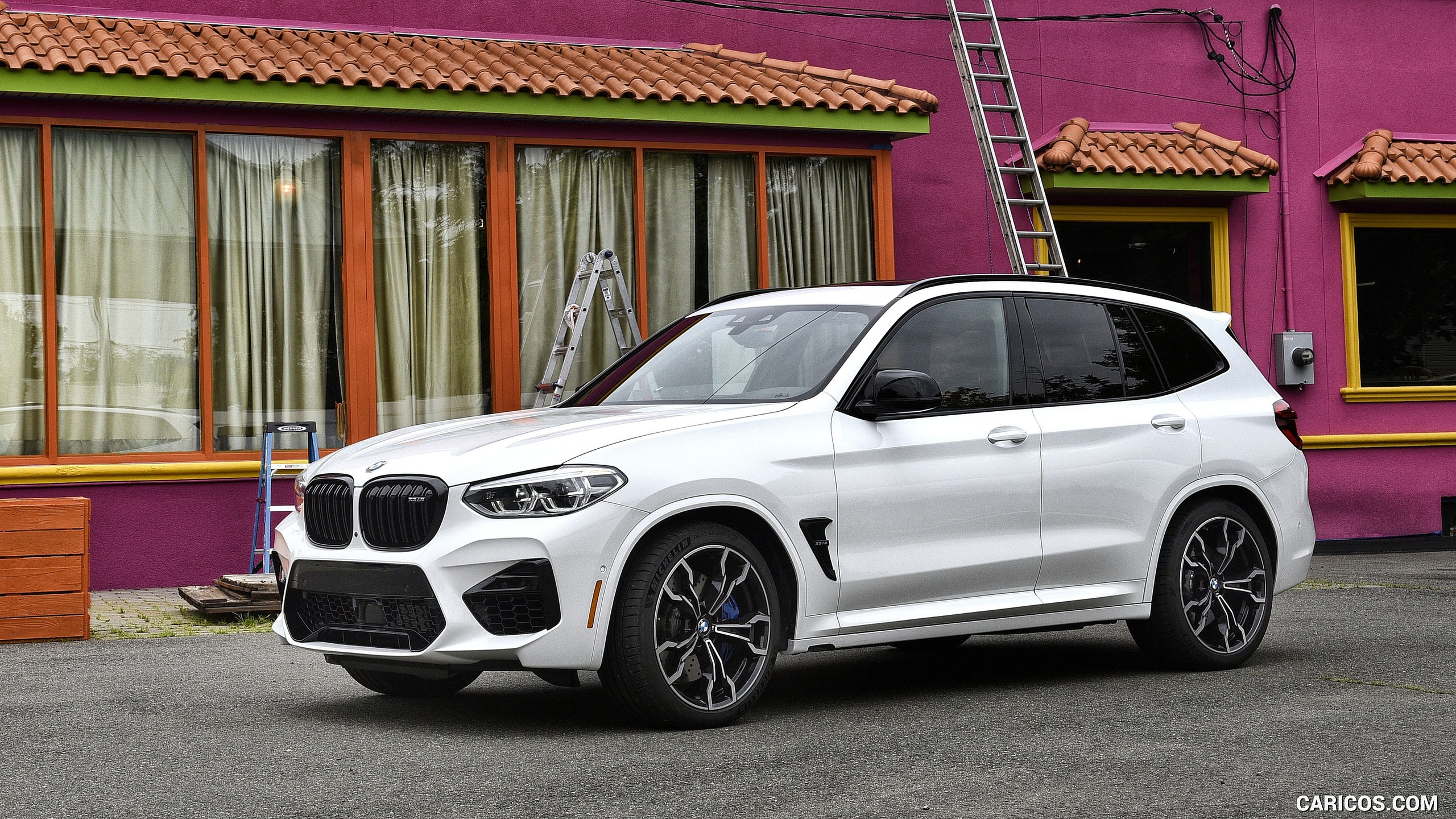 2020 BMW X3 M Competition Wallpapers | VirusCars