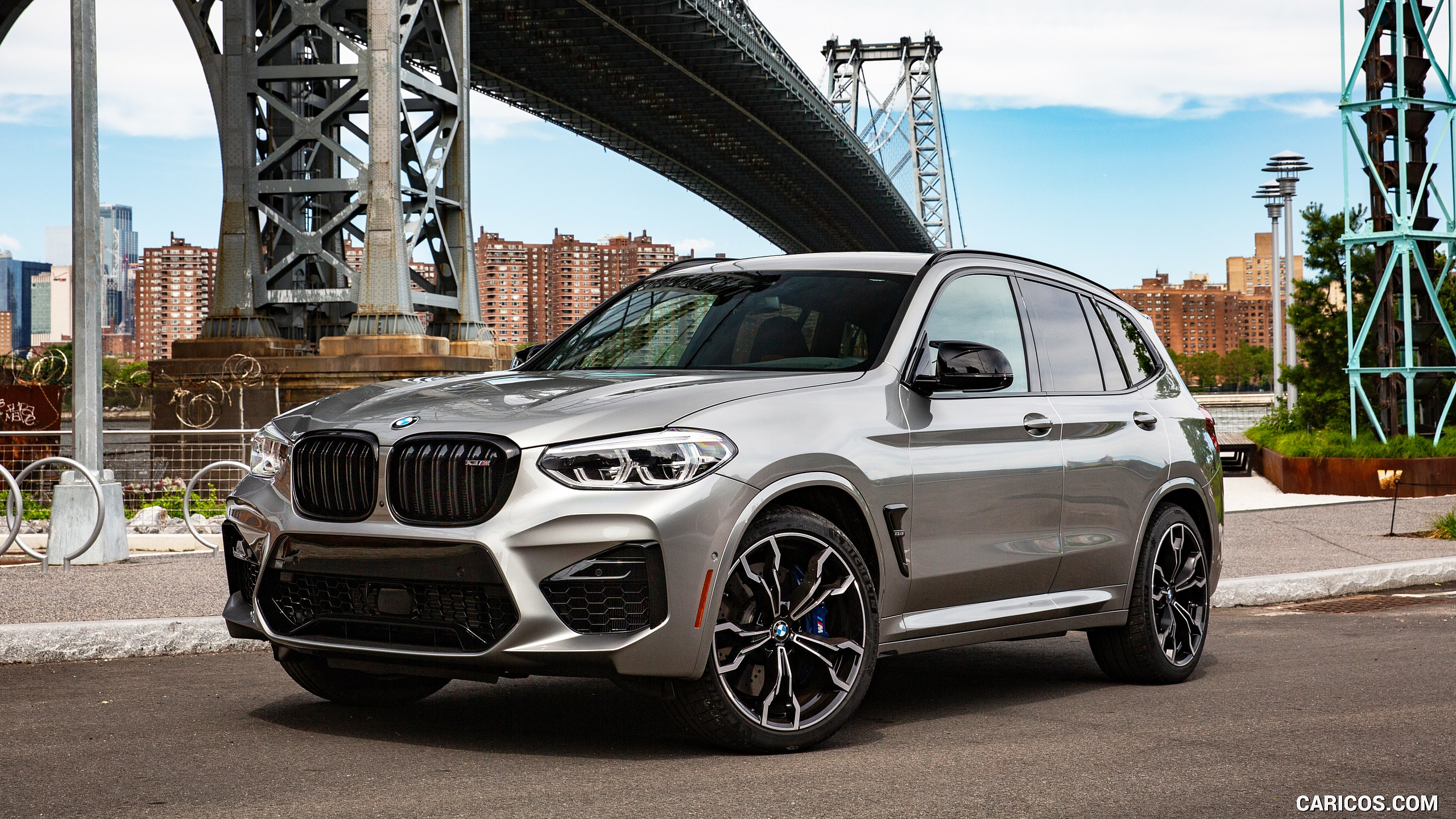 2020 BMW X3 M Competition Wallpapers   VirusCars