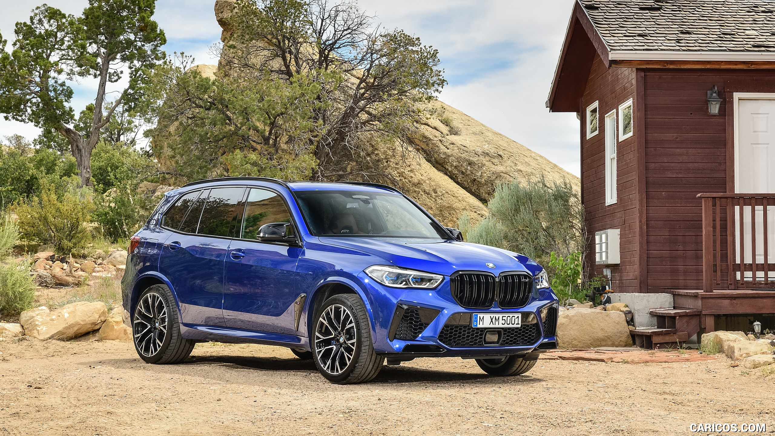 2020 BMW X5 M Competition Wallpapers   SuperCars.net