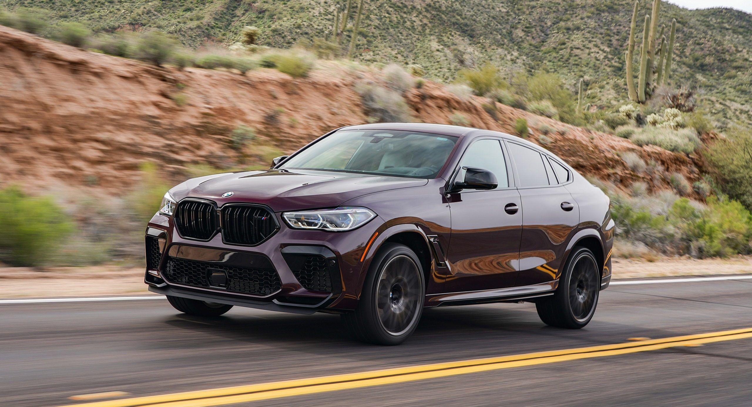 2020 BMW X6 M Competition Wallpapers | SuperCars.net