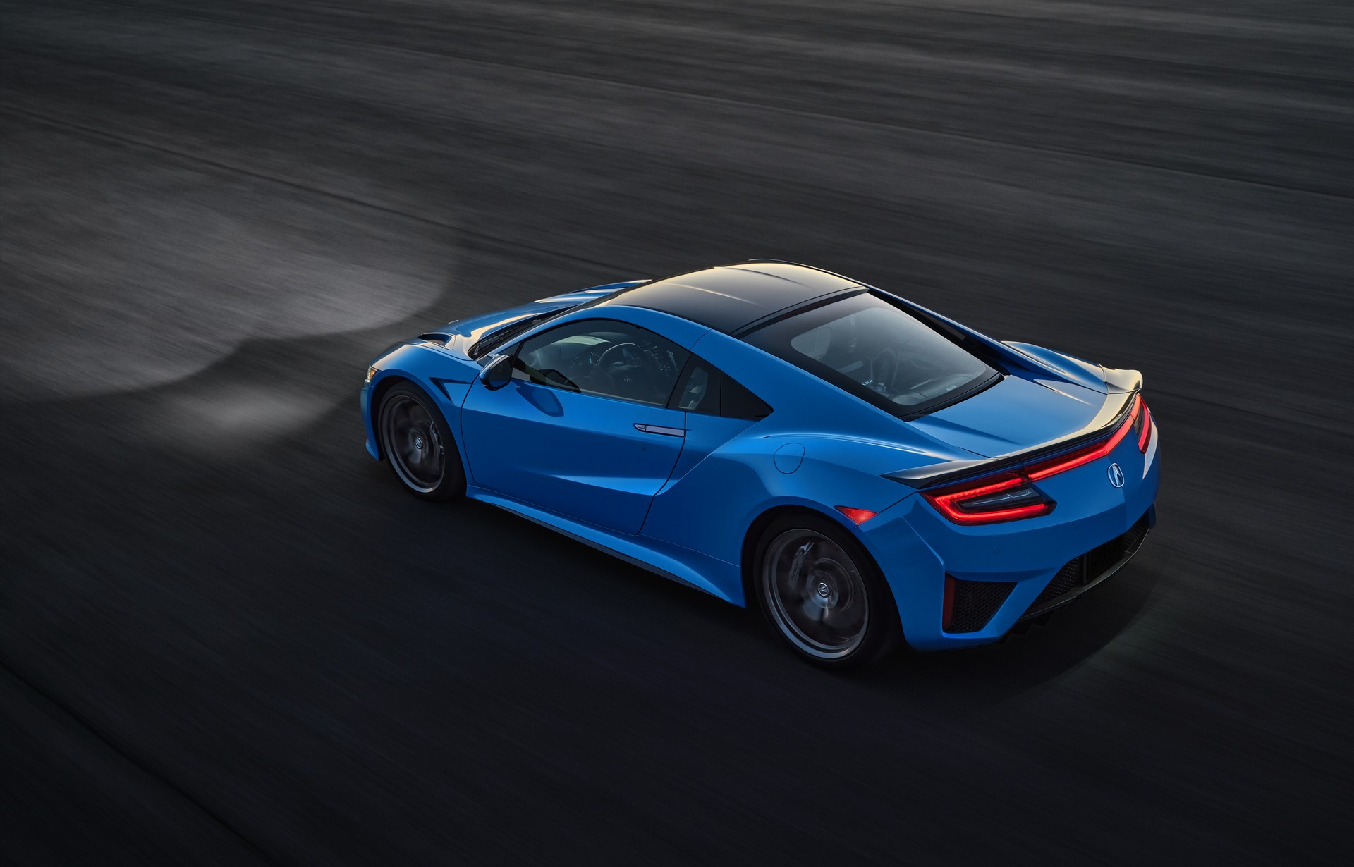 2021 Acura Nsx Comes In Beautiful Long Beach Blue Pearl Colour Option Acura Supercars Net