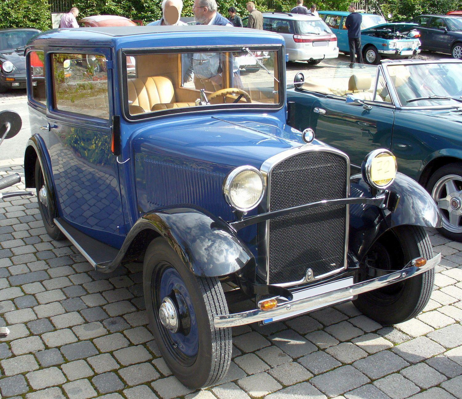 1932 BMW 3/20 PS Wallpapers   SuperCars.net - Today's Automotive News