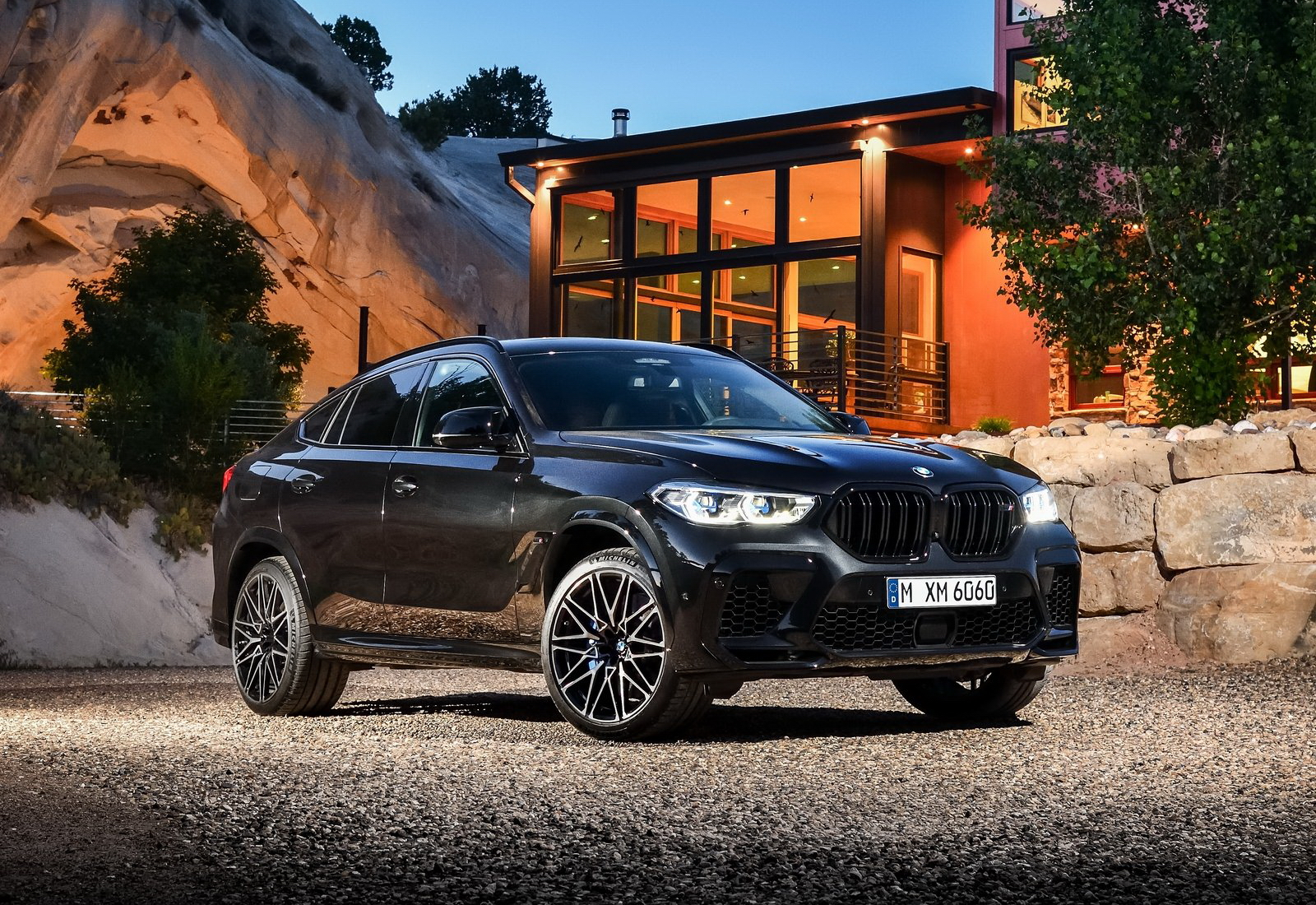 2020 BMW X6 M Competition Wallpapers   SuperCars.net