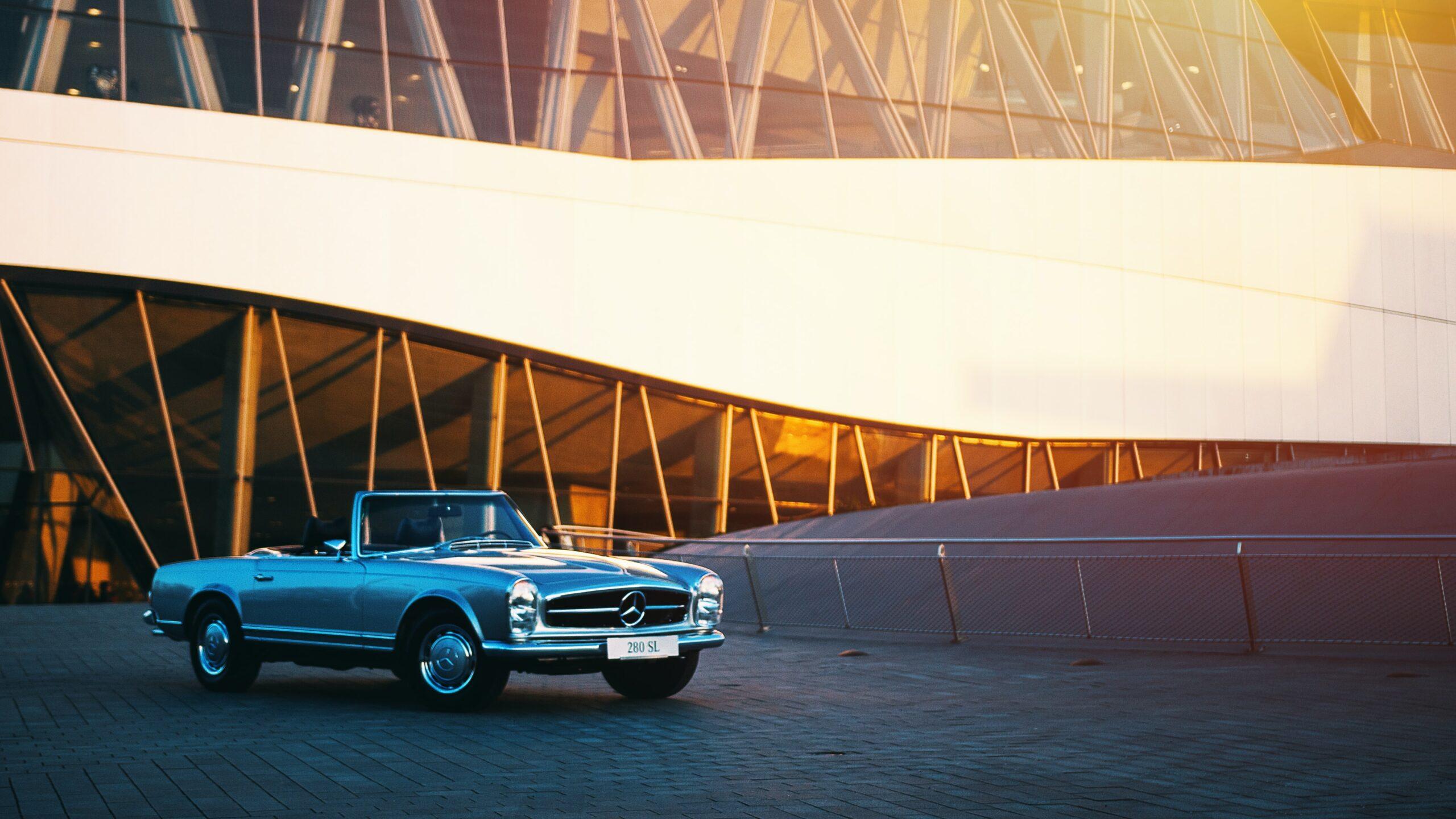 Mercedes-Benz model list