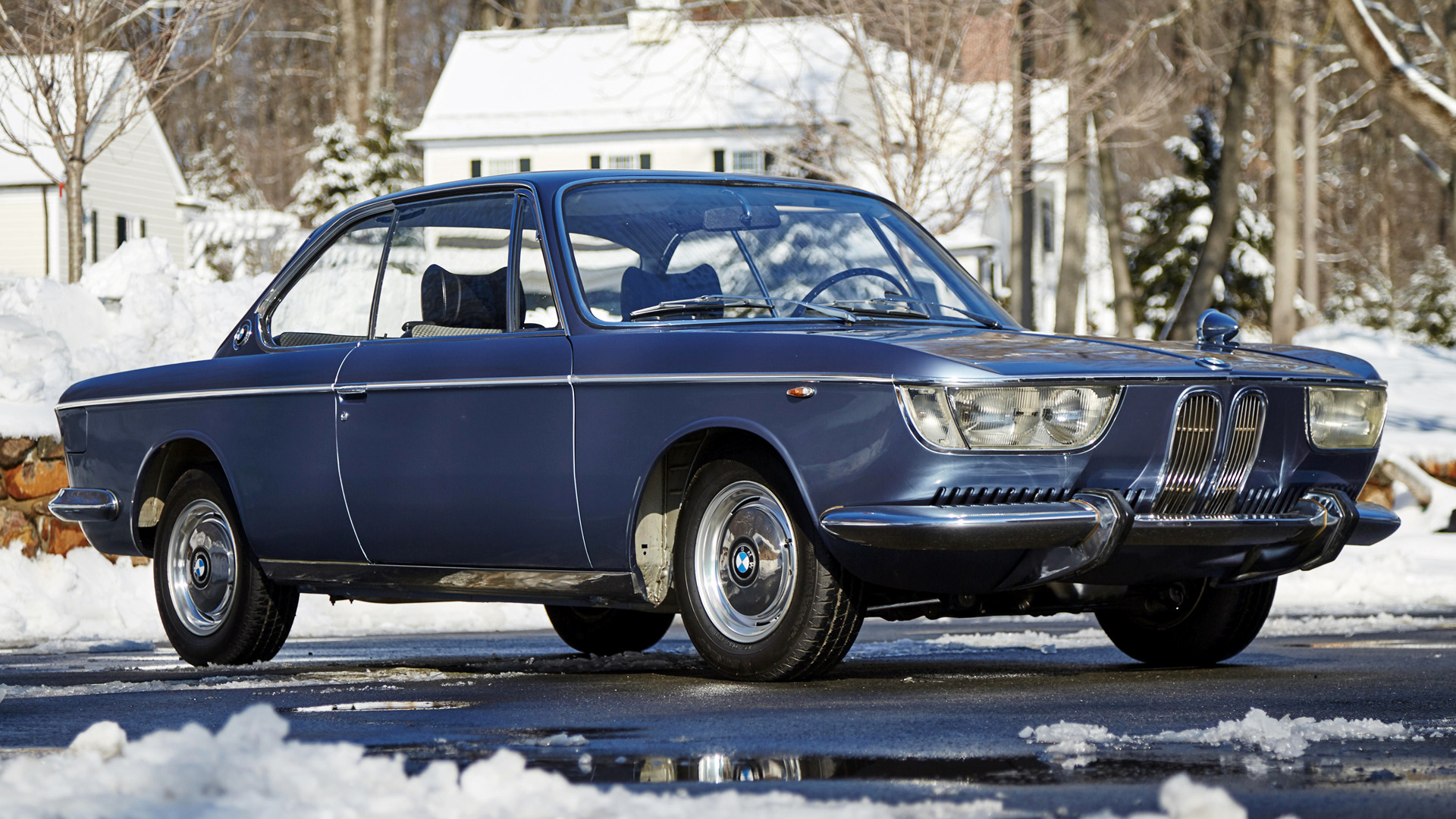 1966 BMW 2000 CS Wallpapers | SuperCars.net - Today's ...