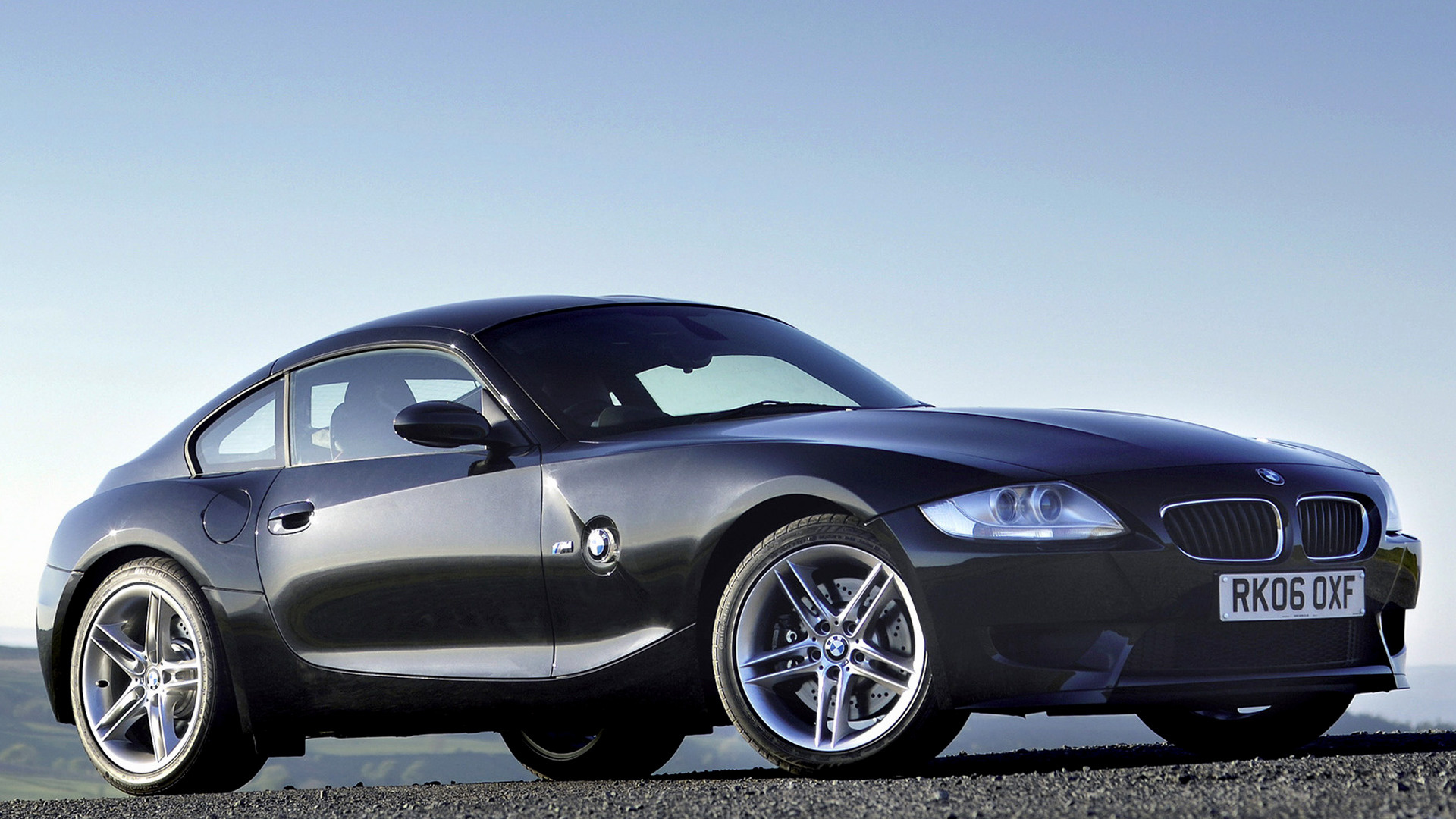 2006 BMW Z4 M Coupe Wallpapers   VirusCars