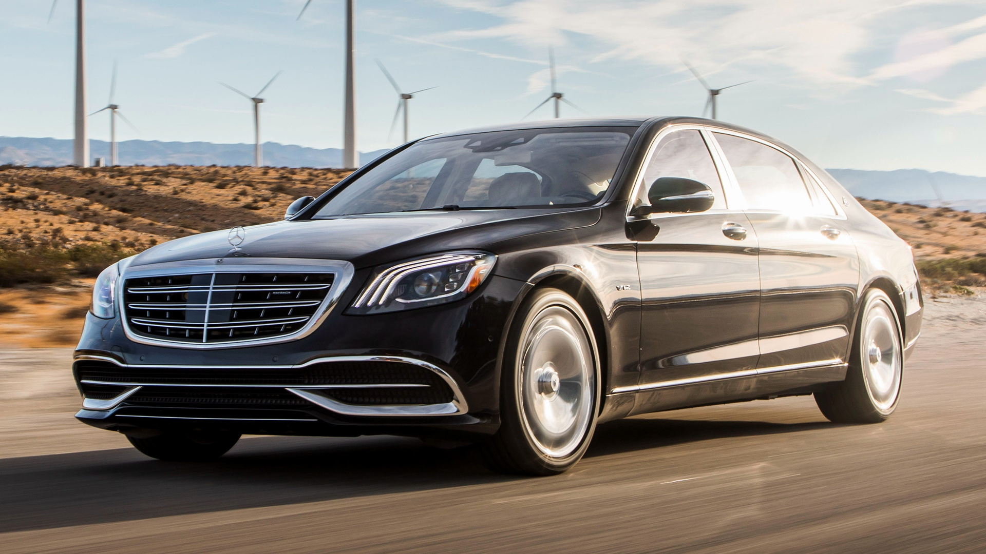 2018 Mercedes-Maybach S650 Wallpapers   VirusCars