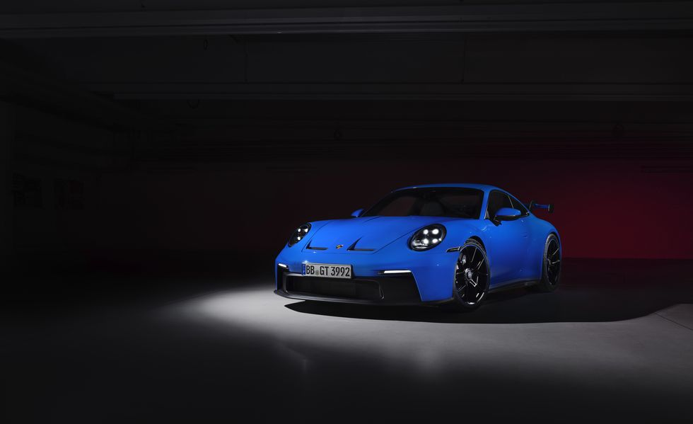 2022 Porsche GT3