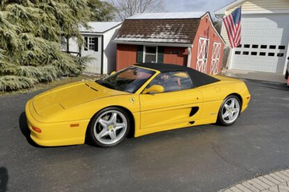 1999 Ferrari F355 Spider for sale side