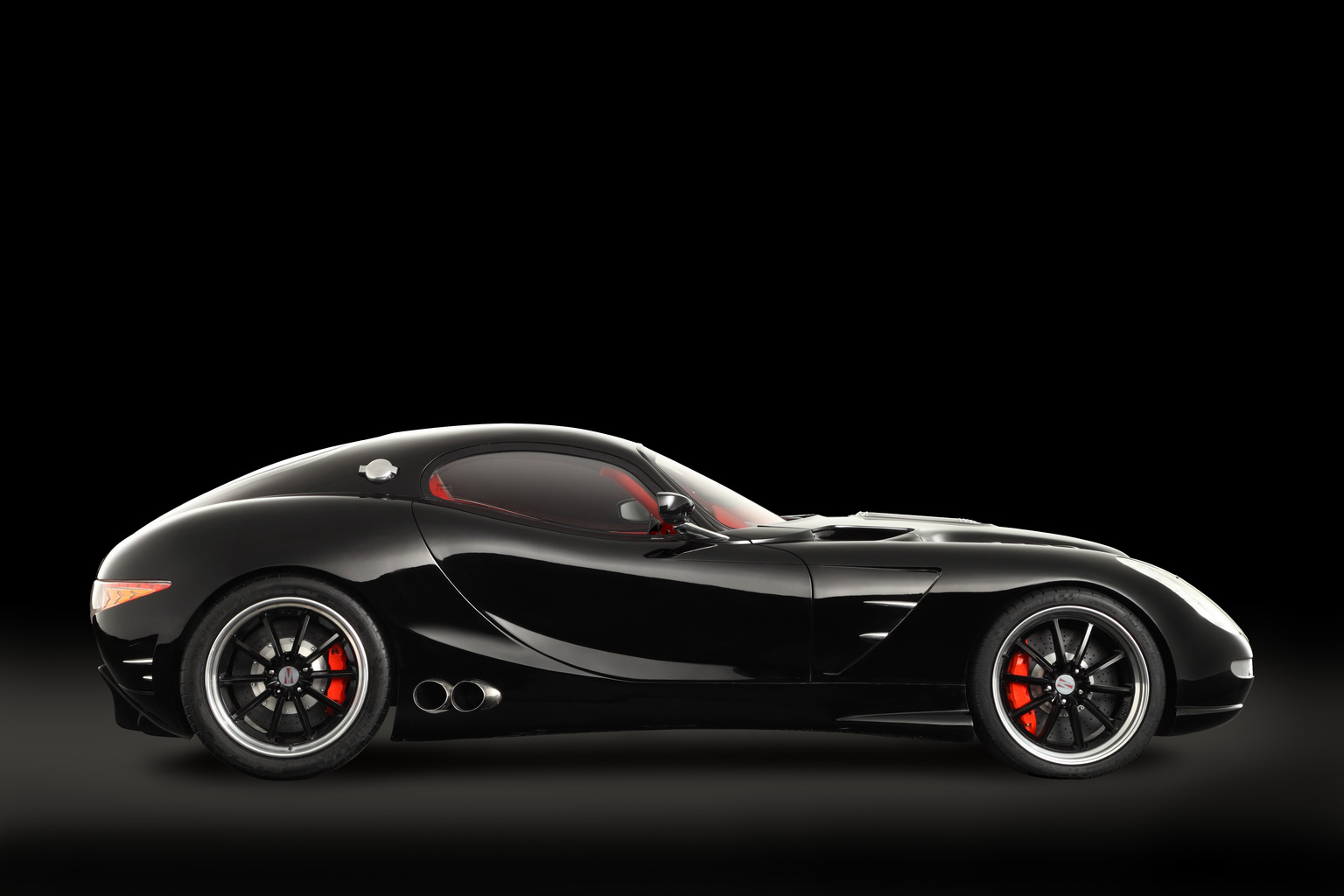 Trident Iceni Magna side view