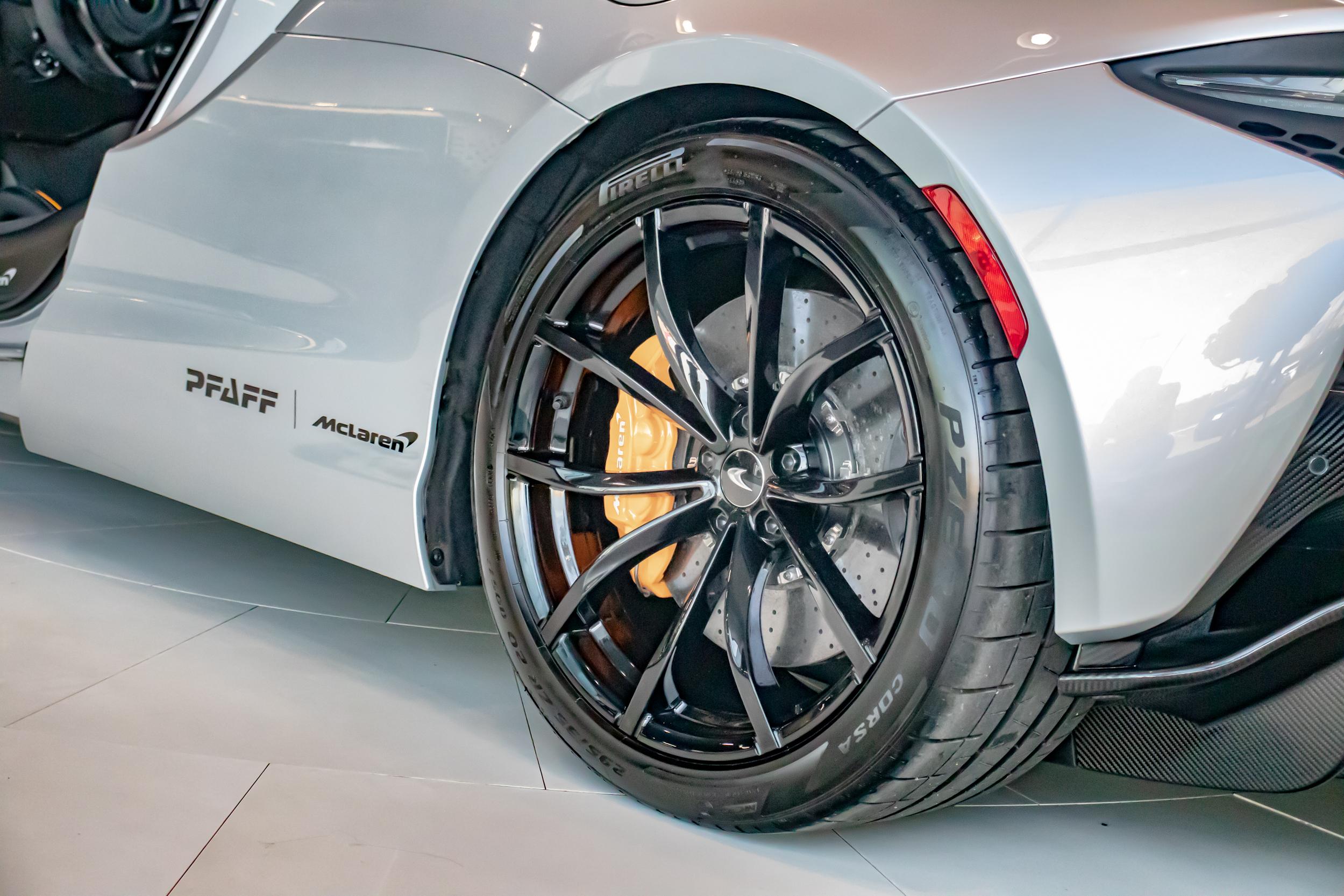 2021 McLaren Artura Wheel
