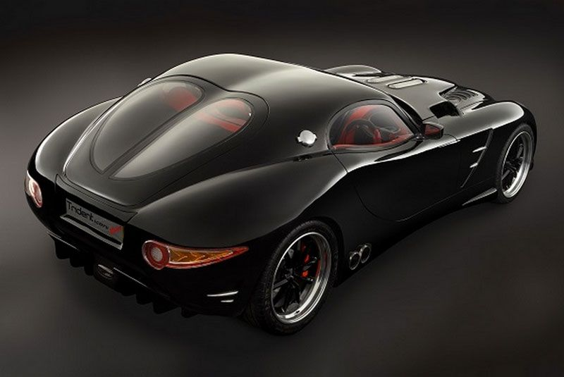 Trident Iceni Magna angle view