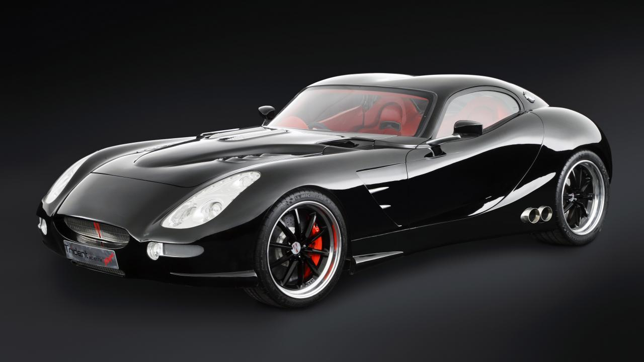 Trident Iceni Magna front angle view