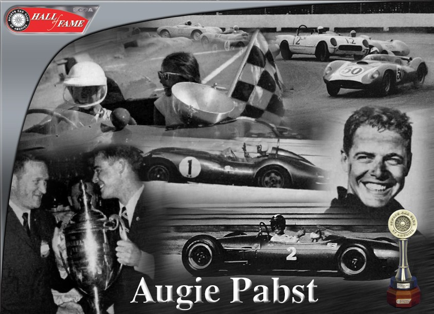 augie pabst Ho