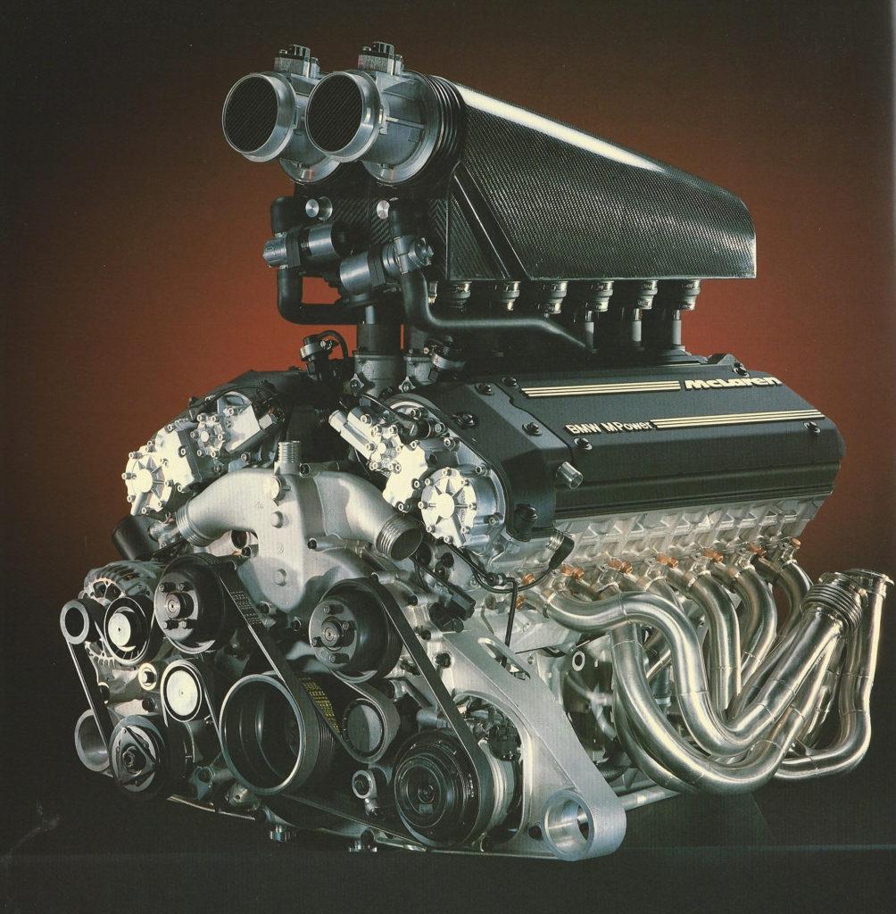 BMW S70/2 Engine