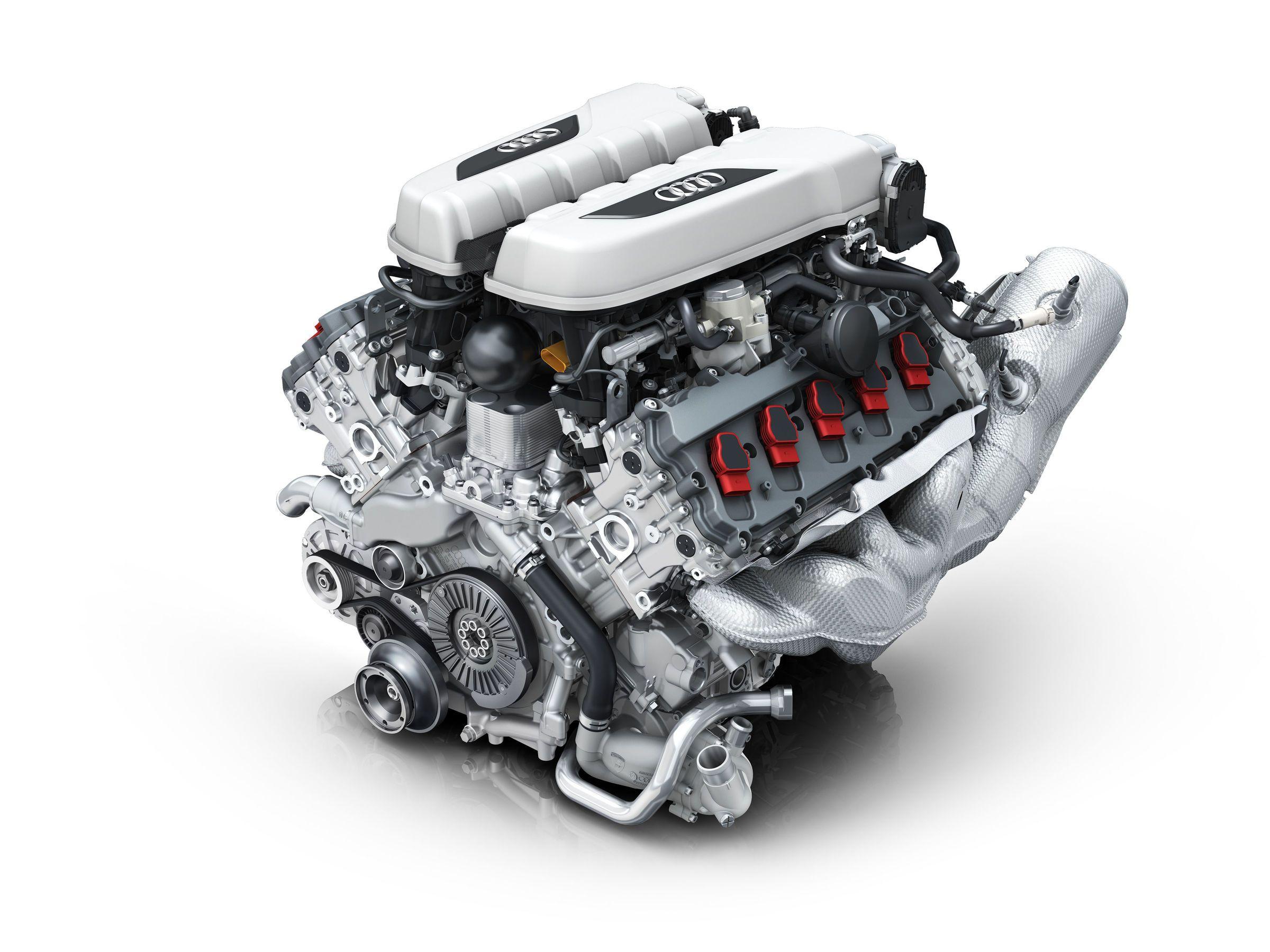 Lamborghini / Audi 5.2L V10 Engine