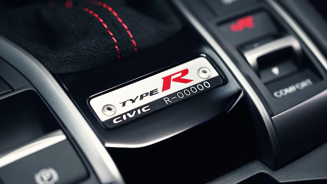 Honda Civic Type R Sport Line Interior