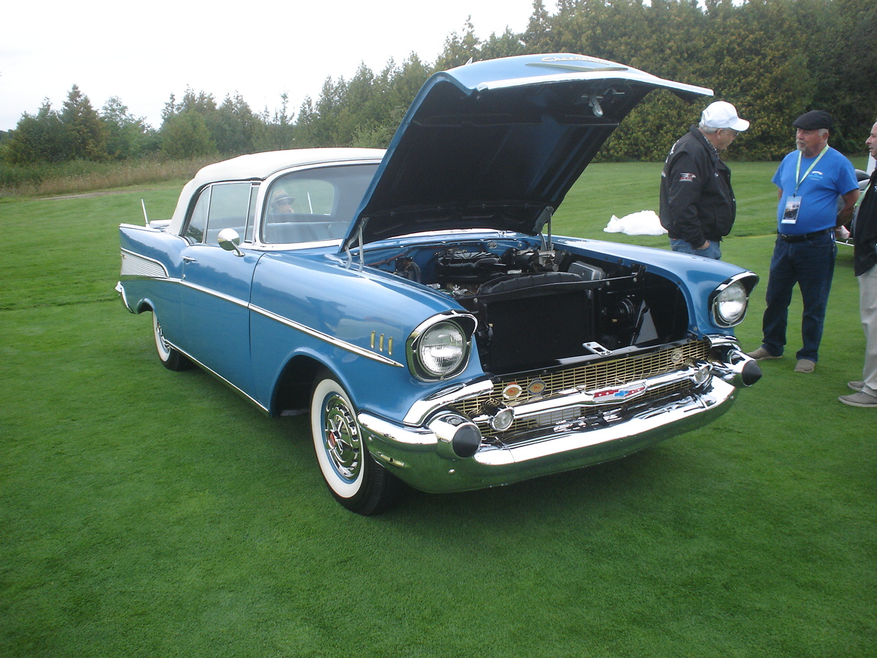 1957 Chevrolet Bel Air Convertible -3.JPG
