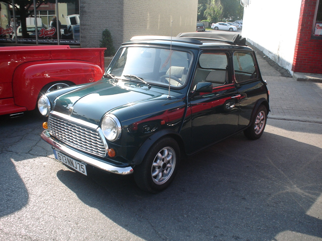 1993 Rover Mini Limited Edition British Open Classic -1.JPG