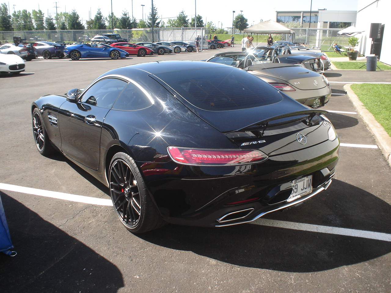2016 Mercedes-AMG GT S Coupe -2.JPG